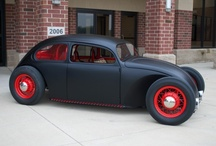 ~ Hot Rods & Motorcycles ~ / ... Transportation in style ...