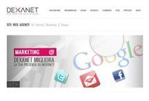 Websites by Dexanet / I siti web che abbiamo realizzato per i nostri clienti. Dai un'occhiata al nostro portfolio per vedere tutti i nostri lavori di grafica e programmazione: http://bit.ly/1oG1Frl