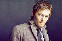 Norman Reedus / Our very own zombi killer.