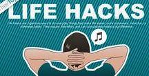 ::: LIFE /// HACK ::: / Do It Yourself - Hacks, DIY, Tips & Tricks