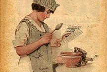 vintage housewife 2 / by Daniela Burlacu