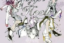 Shoes  / Love all shoes / by flora Harris