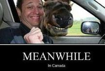 Countries : And Then There's Canada