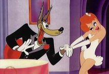 "::: ART /// Tex Avery ::: / Frederick Bean ""Tex"" Avery (1908 – 1980) was an American Animator, Cartoonist, Voice Actor and Director, famous for producing animated cartoons during The Golden Age of Hollywood animation. He did his most significant work for the Warner Bros. and Metro-Goldwyn-Mayer studios, creating the characters of Bugs Bunny, Daffy Duck, Droopy, Screwy Squirrel, and developing Porky Pig, Chilly Willy (this last one for the Walter Lantz Studio) into the personas for which they are remembered."