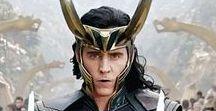 Loki / All Loki-related stuff I can think of. Well, okay...HiddlesTom has his own folder.