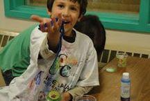 Dough,Slime,Sensory / Fun sensory activities and recipes to make dough, slime or other fun hands on fun play