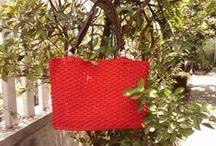 my crochet / crochet bag and purse