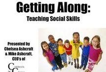 Social Emotional Development / Facilitating positive social emotional development.