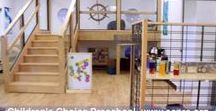 CCPRE Environment / Learning environment design for preschool.