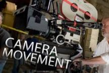▶ FILM SCHOOL /// CINEMATOGRAPHY / The Science or Art of Motion-Picture Photography.