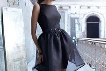 LİTTEL BLACK DRESS~*~ / A woman's greatest savior. Black dress.