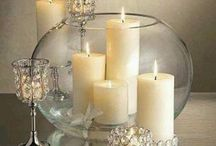 CANDLE POWER İN DECOR~•~
