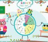 Учим время по часам / Методика обучения детей времени по часам в игровой форме.