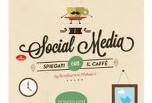 Infografiche sul caffè! / Le infografiche più simpatiche sul mondo del caffè