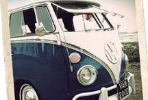 Retro VW Campers / by Alex Secrett