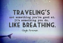 Time to Travel...