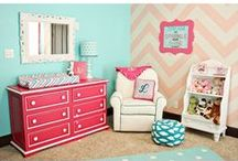 Girl's bedroom idea