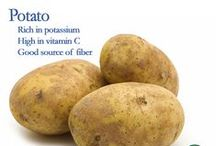 Palatable Potato / Find fun, easy and delicious potato recipes to try!  / by Best Food Facts
