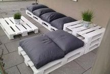 Pallet Furniture / Latest DIY wooden pallets furniture designs ideas and plans for your home and office.