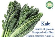 Keen on Kale / Find fun ways to incorporate kale into your diet! / by Best Food Facts