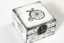 cajas / manualidades