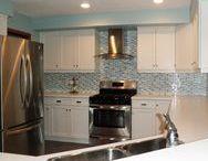 Coleman-Dias³ Construction Inc - Cheery Kitchen Renovation / Kitchen Renovation