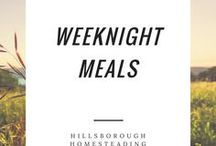 Weeknight meals / Quick and easy weeknight meals