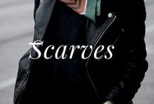 FASHION: Scarves / Different ways to wear a blanket scarf with style