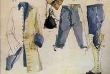 Uniformy sedmileté války / Vojenské uniformy za sedmileté války