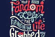 My many fandoms / Pjo, HoO, titanic, tfios and much more!