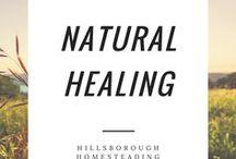 Natural Healing and Herbal Remedies / Natural remedies, herbal remedies, natural healing information