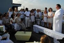 White Night im prizeotel Bremen-City / Ein kleines Betriebsfest auf unserer Dachterrasse! White Night! / by prizeotel