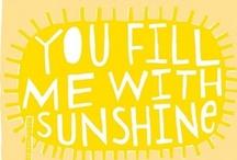 Yellow love....:)