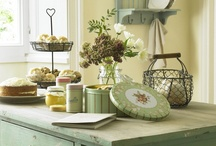 French Country Kitchen / Fill the heart of a home with only accessories you love. Whether it be a farmhouse dresser or a modern country worktop, we have decorative kitchen storage for all styles. Practical, unusual and made using traditional craftsmanship, our vegetables racks ooze exemplary quality.