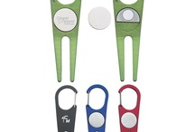 Tee Time: Promo Items for the Golf Enthusiast