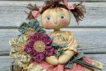 Sew dolls!