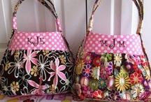 Sew Bags, Totes, Purses, etc...
