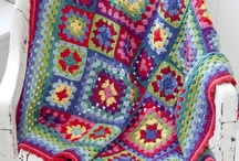 Crothet: granny & other squares