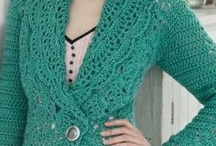 Crochet Tops and Skirts