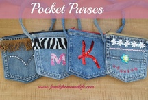 Denim Repurpose Projects