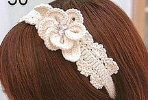 Hair bows, clips, headbands