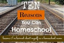 Homeschooling tips for Mom