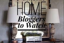 Superior Design Bloggers / by Janet Bolante