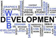 Rudra Web Development agency / Few points that reflect the main stages in Web Development Process