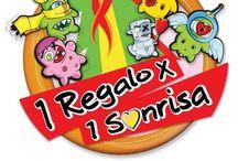 1RegaloX1Sonrisa / Evento Benéfico