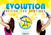 Evolution / Activa Tus Sentidos