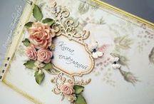 My scrap, wedding invitations