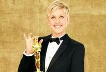 Best of the OSCARS  / Hosted by the television icon Ellen DeGeneres the 2014 Academy Awards was a high end classy eve!