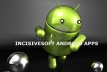 DOWNLOAD FREE ANDROID APPS / Download our android apps from Google Play.Detailed information of these products can be found at www.incisivesoft.com