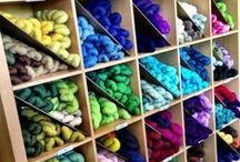 Yarn and Fiber / Yarn/fiber is one of my biggest loves! <3